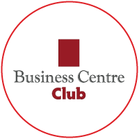 logo business centre club