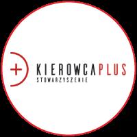 logo stowarzyszenie kierowca plus